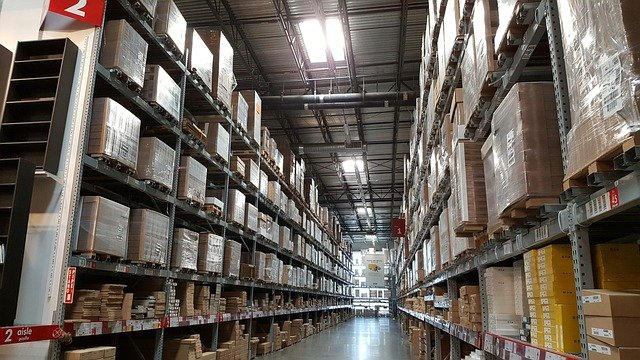 entrepôt, stockage, étalage, Espace Equipement, rangement locaux